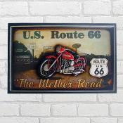 Route 66 Pub Sign