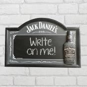 A Terrific Black And White Blackboard
