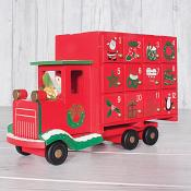 Lorry Advent Calendar