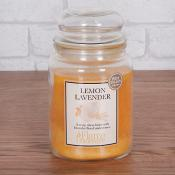 Warmer Candle Jar  Lemon & Lavender