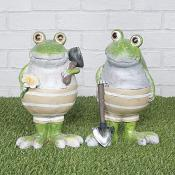 Daniel and Dale Frogs