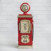 Route 66 Gasoline Key box