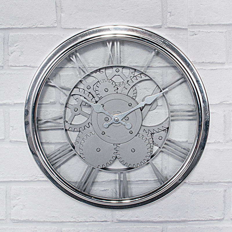 Clockwork Wall Clock
