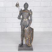 Knight with Gold Shield