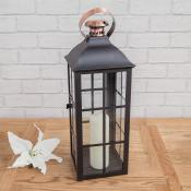 Black Iron Lantern Small