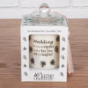 Sentiment Jar - Wedding