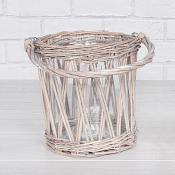 Willow Candle Lantern S