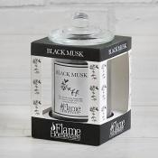 Black Musk Boxed Candle Jar