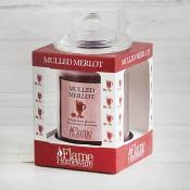 Mulled Merlot Boxed Candle Jar