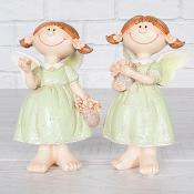 Gabby & Gloria Fairies Standing Set of Two