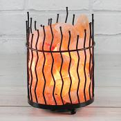 Himalayan Iron Pillar Salt Lamp