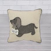 Dave the Sausage Dog Cushion