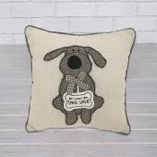 Coco the Doggy Cushion