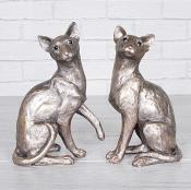 Siamese Cat Set of Two