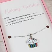 Baking Goddess Jewellery Gift