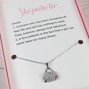 Shopaholic Jewellery Gift