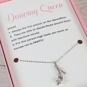 Dancing Queen Jewellery Gift