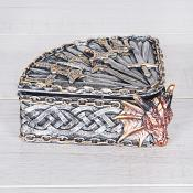 Dragon & Sword Trinket Box