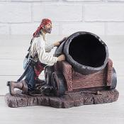 Peter Pirate Wine Bottle Holder