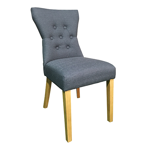 Grey Dining Chair Inset