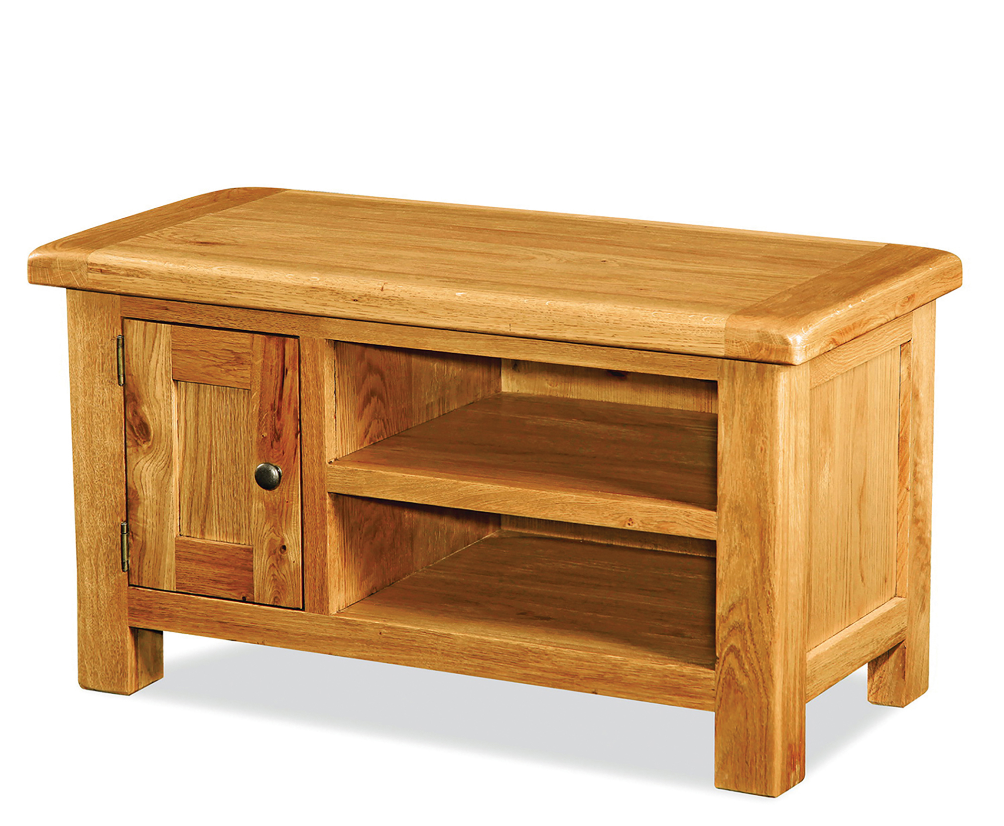 Oak Furniture TV Unit