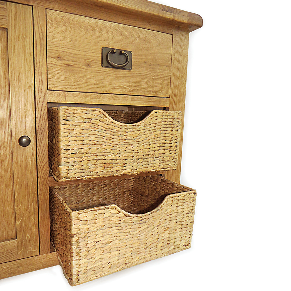 Sideboard (Small with baskets)